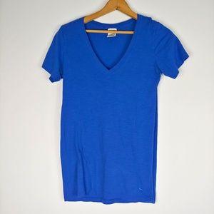 Victoria's Secret Blue T-shirt